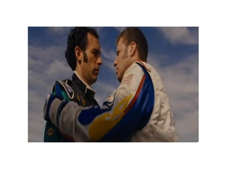 Talladega Nights: An Allegorical Piece of Cinema for the Ages
